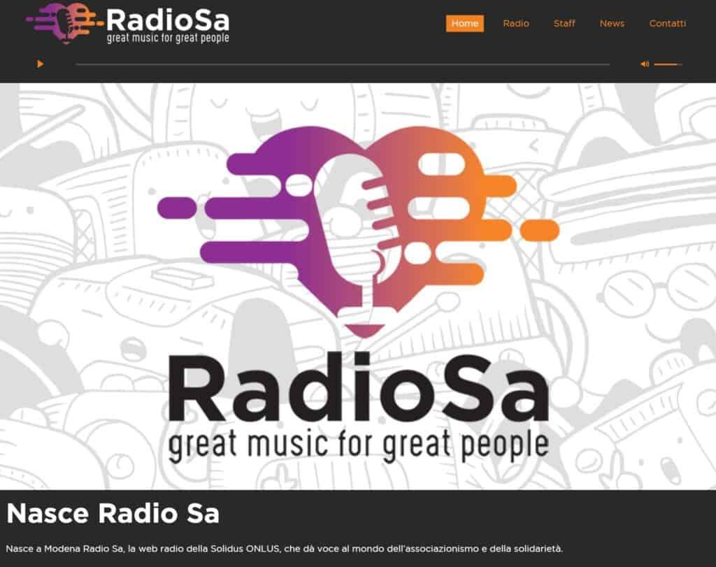 Anteprima di radiosaweb.it